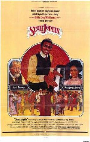 Scott Joplin (film) - Image: Scott Joplin movie