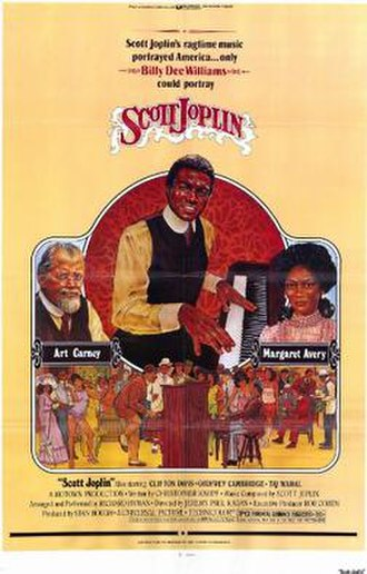 Scott Joplin (film) - Image: Scott Joplin movie