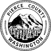 Official seal of Pierce County