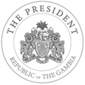Seal of the President of The Gambia.png