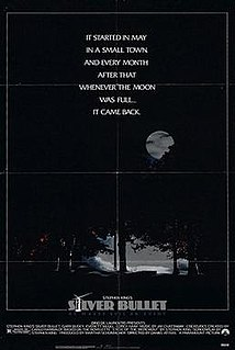 <i>Silver Bullet</i> (film) 1985 film by Dan Attias