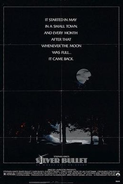 Picture of a movie: Silver Bullet