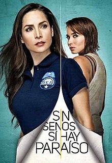 <i>Sin senos sí hay paraíso</i> (season 2)