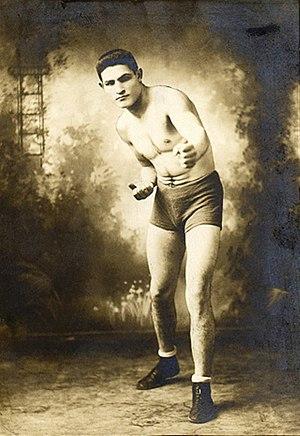 Al McCoy (boxer) - Soldier Bartfield