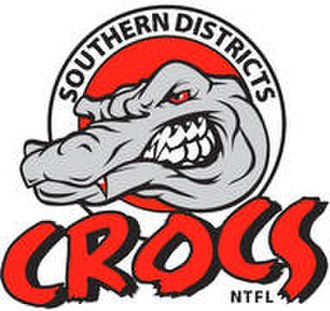 Southern Districts Football Club - Image: Southern Districts Crocslogo