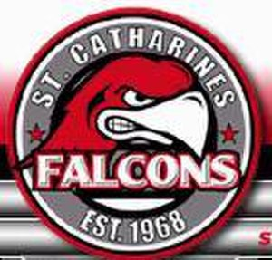 St. Catharines Falcons (1968–) - Image: St Catherines Falcons