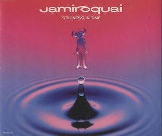 Stillness in Time 1995 single by Jamiroquai