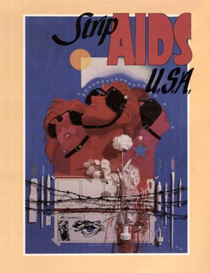 Strip AIDS - Image: Strip AIDSUSA