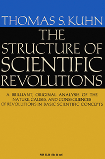 <i>The Structure of Scientific Revolutions</i> book by Thomas S. Kuhn