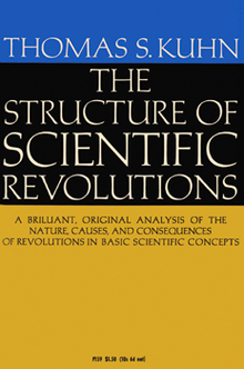 Risultati immagini per the structure of scientific revolutions