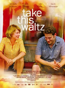 Take This Waltz (film) poster art.jpg