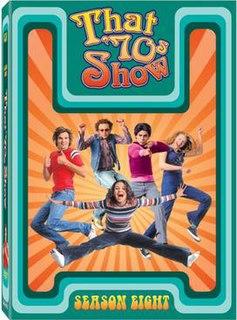 <i>That 70s Show</i> (season 8)