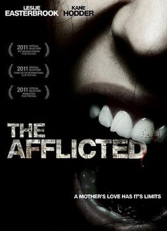 The Afflicted (film) - Film poster