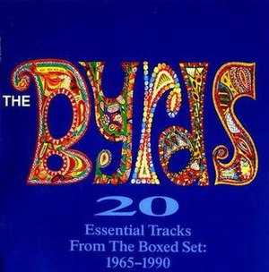 The Byrds (box set) - Image: The Byrds 20Essential Tracks