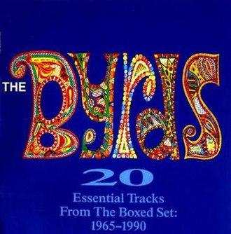 The Byrds (box set) - Image: The Byrds 20Essential Tracks