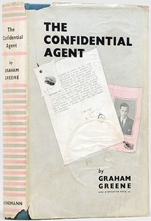 The Confidential Agent - First edition