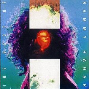 The Best of Sammy Hagar (1992 album) - Image: The Best Of Sammy Hagar