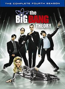 View The Big Bang Theory - Season 4 (2010) TV Series poster on Ganool