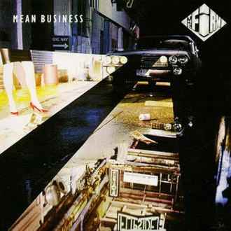 Mean Business - Image: The Firm Mean Business