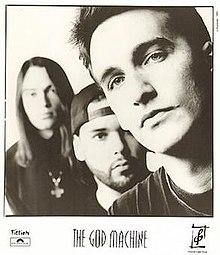 Alternative Rock  220px-The_God_Machine