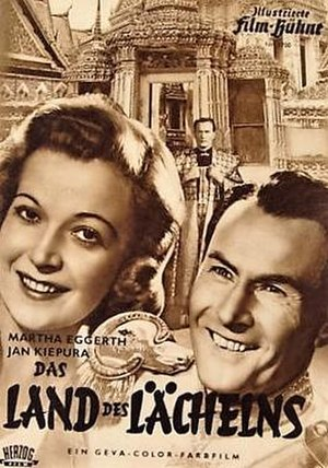 The Land of Smiles (1952 film) - Image: The Land of Smiles (1952 film)