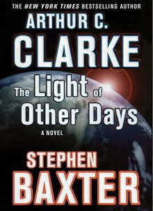 Image result for the light of other days arthur c clarke