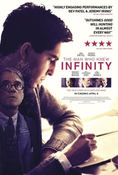 Picture of a movie: The Man Who Knew Infinity