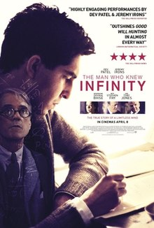 The Man Who Knew Infinity (VOSTFR)