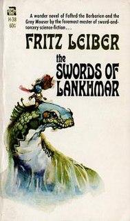 <i>The Swords of Lankhmar</i> novel by Fritz Leiber