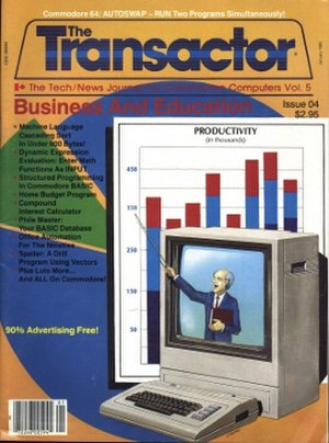 The Transactor - The Transactor Vol. 5 № 4 (January 1985)