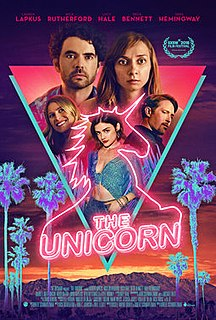 <i>The Unicorn</i> (2018 film) 2018 film directed by Robert Coppola Schwartzman