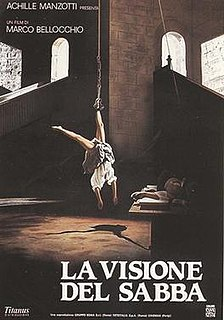 <i>The Witches Sabbath</i> 1988 film by Marco Bellocchio