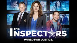 The Inspectors (TV series) - Image: The inspectors poster