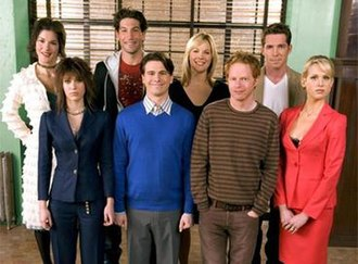 The Class (TV series) - The main characters of The Class From top-left clockwise: Lina Warbler, Duncan Carmello, Nicole Allen, Kyle Lendo, Holly Ellenbogen, Richie Velch, Ethan Haas, and Kat Warbler