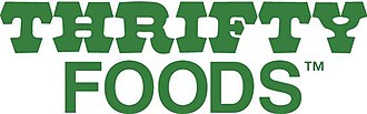Thrifty Foods - Image: Thriftyfoodslogo