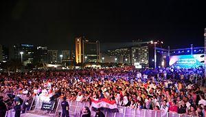 Tropfest Arabia - Tropfest Arabia 2011 Festival Night