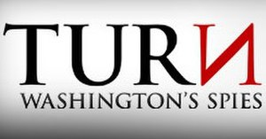 Turn: Washington's Spies - Image: Turn TV series logo