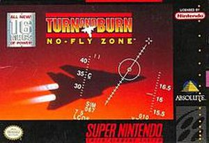 Turn and Burn: No-Fly Zone