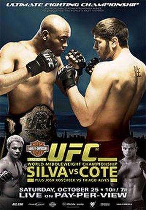 UFC 90 - Image: UFC90
