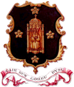 University of Wales, Lampeter coat of arms.png