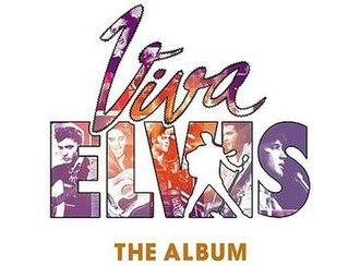 Viva Elvis (soundtrack) - Image: Viva Elvis The Album Cover