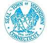 Official seal of Voluntown, Connecticut