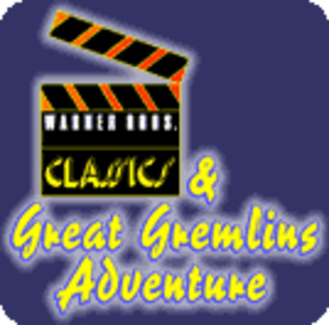 Warner Bros. Classics & Great Gremlins Adventure - Image: Warner Bros. Classics & Great Gremlins Adventure logo