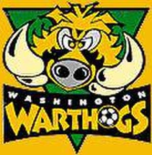 Washington Warthogs - Warthogs logo.JPG