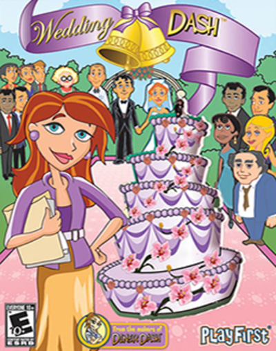 Picture of a game: Wedding Dash