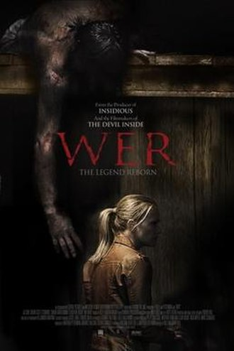 Wer (film) - Theatrical release poster