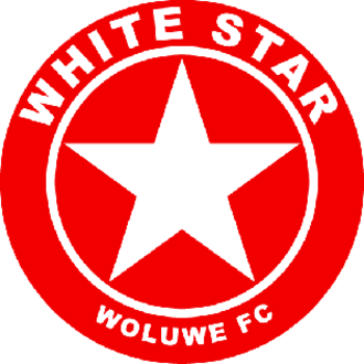 RWS Bruxelles - The logo of Royal White Star Woluwe FC, kept until the name change in 2013.