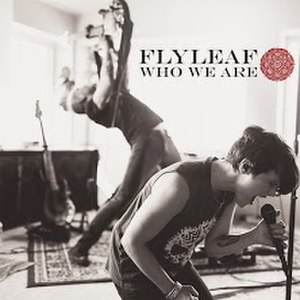 Who We Are (EP) - Image: Who We Are, Flyleaf EP, 2013