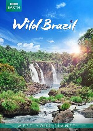 Wild Brazil - Image: Wild Brazil DVD