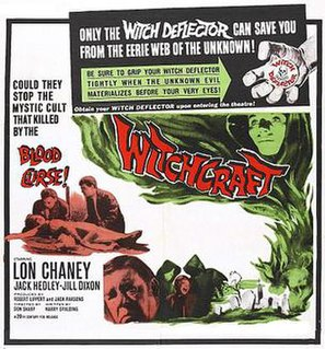 <i>Witchcraft</i> (1964 film)